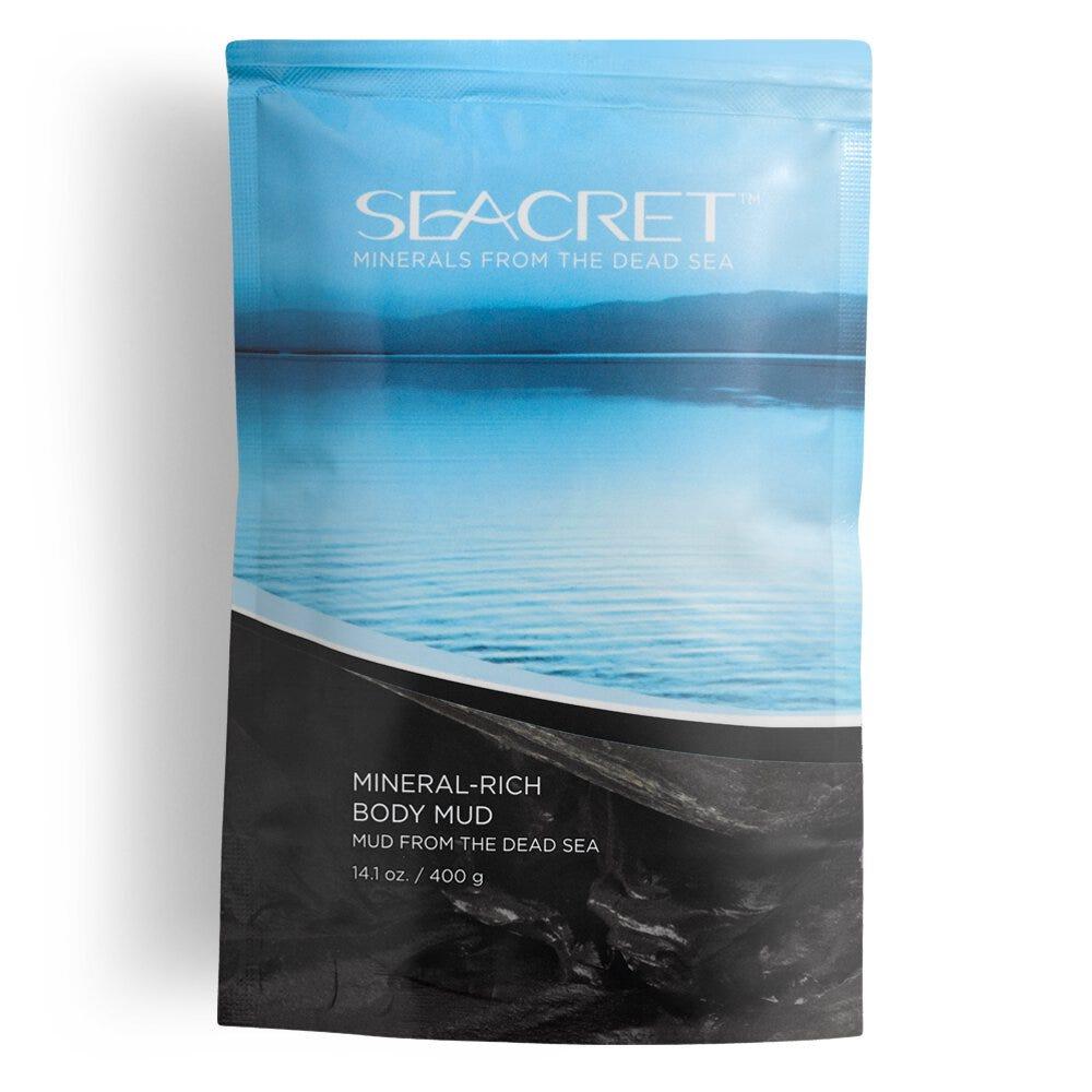 Seacret Mineral-Rich Body Mud 400gr 2 Pack - Eau Thermale AvГЁne Care For Sensitive Lips Lip Balm 0.1 oz