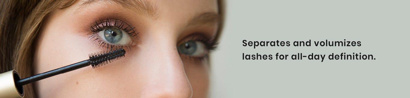 Non Smudge Mascara page top