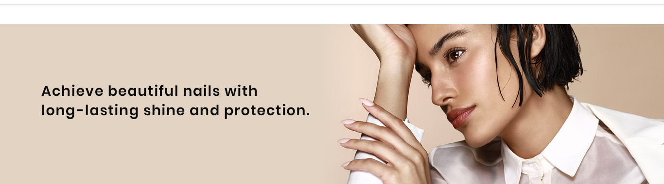 Nail Care Collection page top