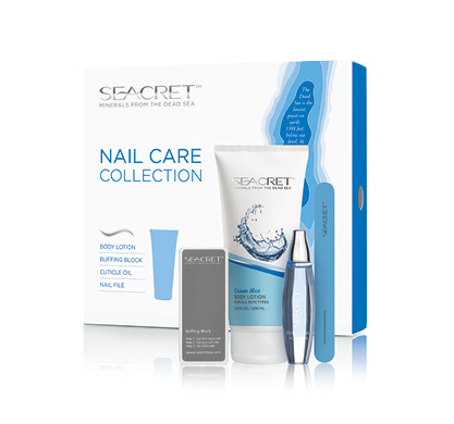 Nail Care Collection page middle